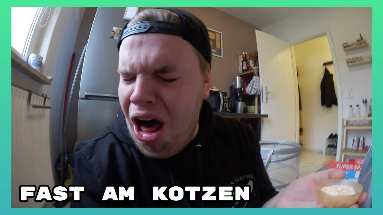 FAST AM KOTZEN..