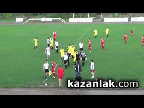 Футболисти на Загорец нападнаха съдиите на мач в Казанлък