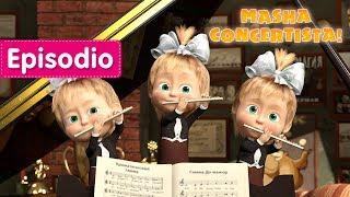 Masha e Orso - Masha Concertista! 🎹 (Episodio 19)