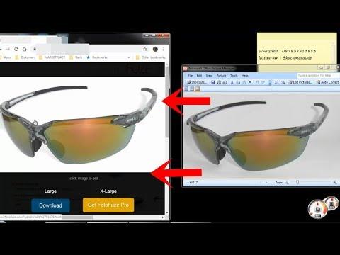 Cara Edit Background Foto Produk Jadi Putih Online Tanpa Softwere Youtube