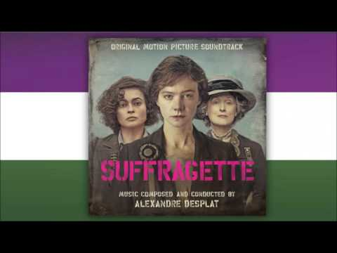 13.- Votes for Women - Alexandre Desplat