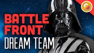 The Dream Team : Star Wars Battlefront PS4 Beta Gameplay Funny Moments