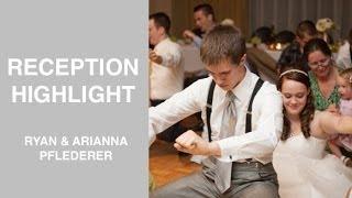 Ryan & Arianna's Wedding Reception | July 12th, 2013