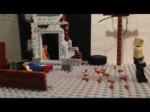 the superman chronicles ep 9 the death of superman doomsday minimates stop motion lego movie