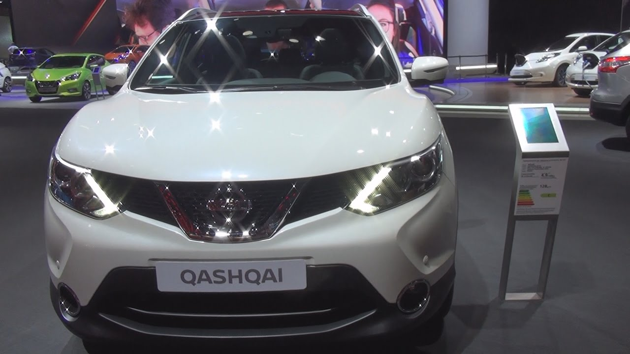 nissan qashqai dci 130 xtronic n vision 2017 exterior and interior in 3d youtube. Black Bedroom Furniture Sets. Home Design Ideas