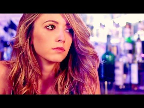 Living On A Prayer - Bon Jovi // Taryn Southern 80's Music Video Cover - Flashback Friday