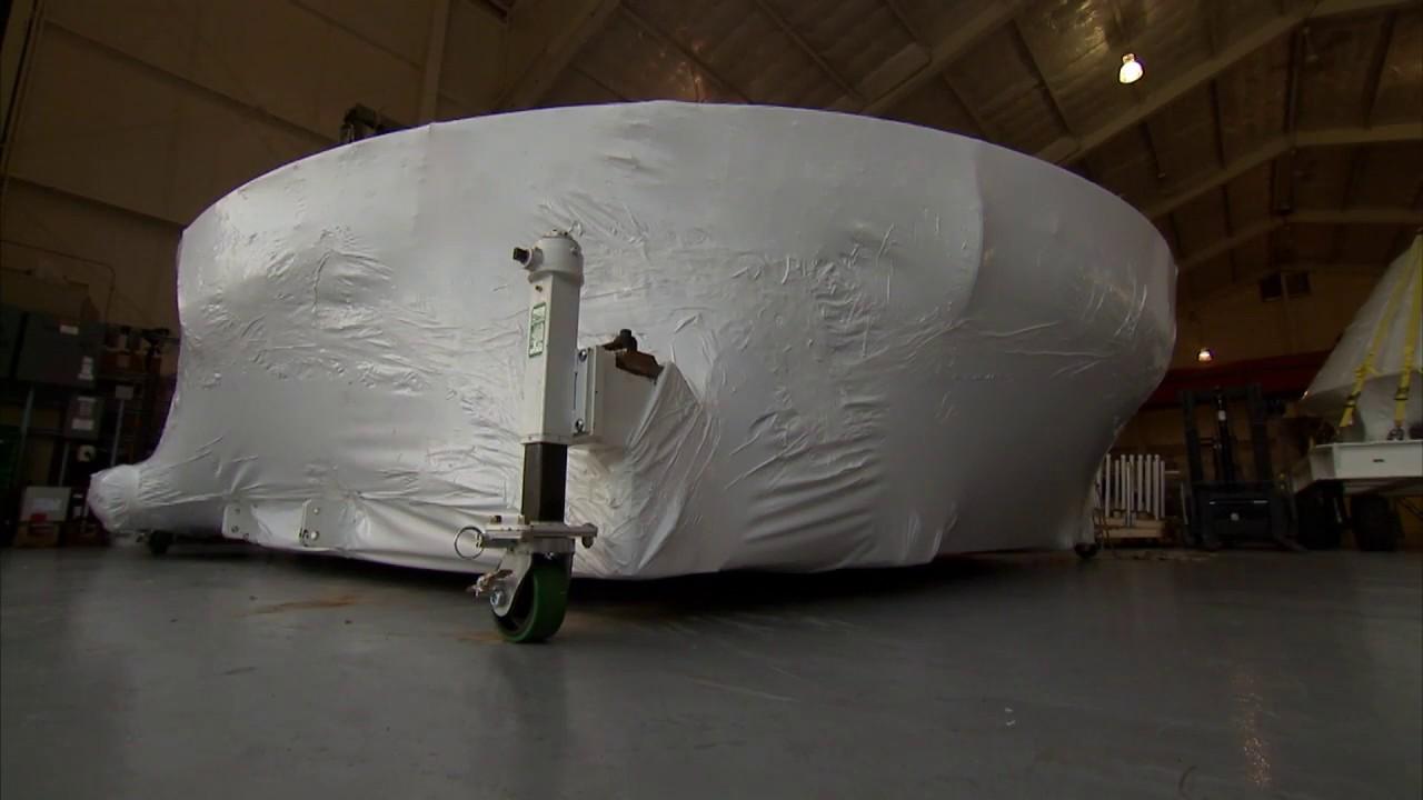spacecraft heat shield - photo #27