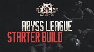 Path of Exile HC - 3.1 ( Abyss League ) Life Righteous Fire Changes & Viability.