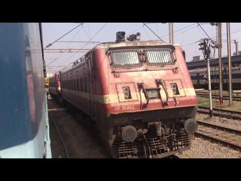 Arriving RAIPUR JUNCTION-onboard 12856 NGP-BSP Intercity![IRFCA]