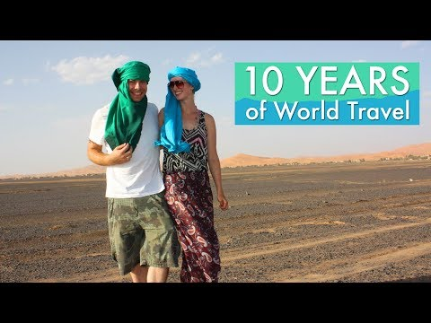 Still Speaking After 10 Years Of Travel