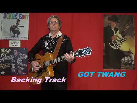 Chords for 40 MILES OF BAD ROAD (Duane Eddy)
