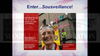 Sousveillance as a Peoples' Surveillance for Grassroots Intelligence Activism