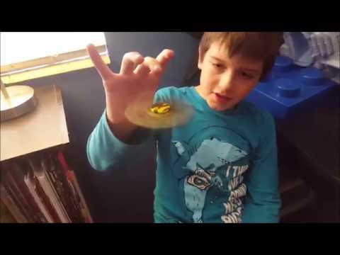 Kid Temper Tantrum Over Fidget Spinner [ Original ]