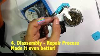 TP-Link 10400mAh Disassembly, testing, unpacking & repair guide! TL-PB10400 Power Bank