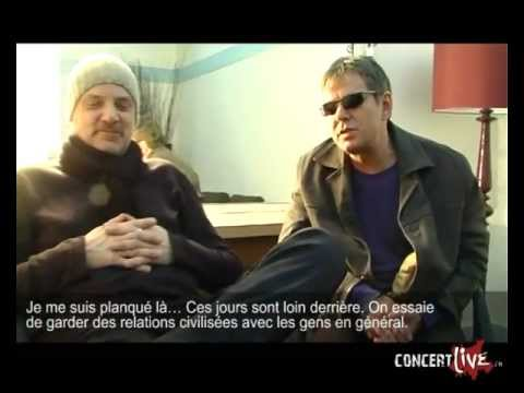 The Stranglers, l'interview