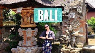 Ubud | Bali Vlog || We Hired THE BEST Driver