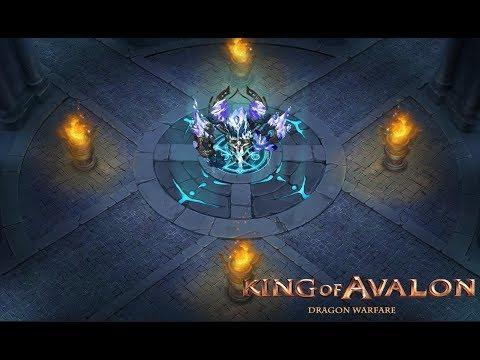 King of Avalon: Dragon Warfare - Update 4.0 Trailer