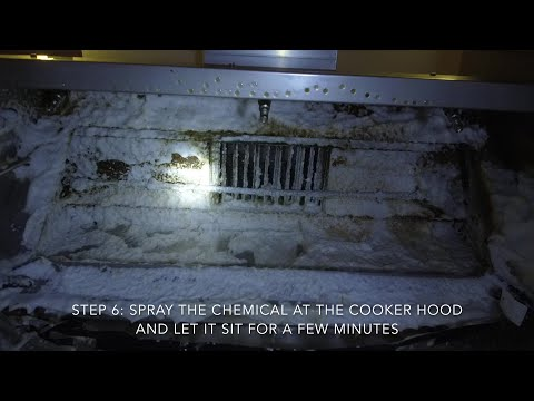 How to clean kitchen duct efficiently and effectively