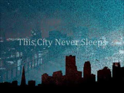 Jason Walker - This City Never Sleeps