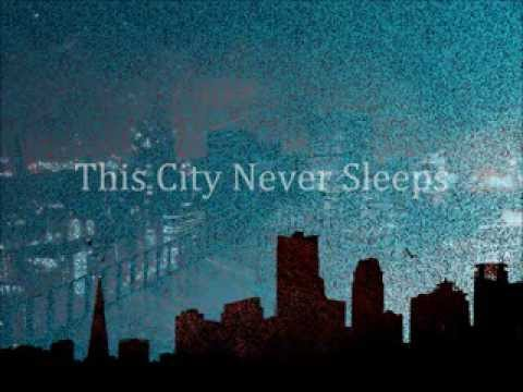Jason Walker - This City Never Sleeps