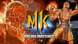 This ONE Move Is Amazing: Shang Tsung - Mortal Kombat 11 Online Matches / Видео