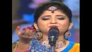 Aditi Munshi   Sakhi Chikan kala galay mala bajon o nupur pay    Gaur Hari Bol Bol   kirtan   Song