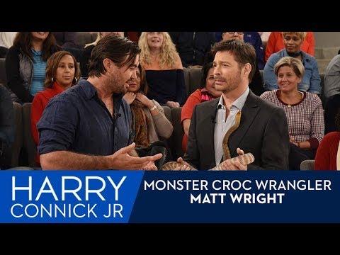 """""""Monster Croc Wrangler"""" Matt Wright Brings Dangerous Animals"""