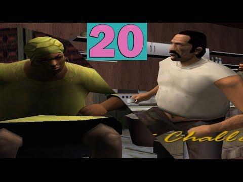 Grand Theft Auto: Vice City 100% Part 20 (Cuban and Haitain Gang war)