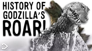 The History Of Godzilla's ROAR!