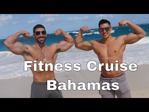 Bahamas Cruise - WODontheWAVES - DateFit - Fitness Cruise VLOG