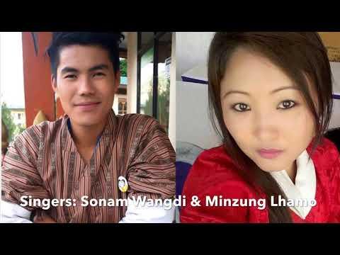 🎶Ngesem Dhi Choe Lu Sho Song🎶 by Sonam Wangdi & Minzung Lhamo for the upcoming movie Dzi Mito Gu