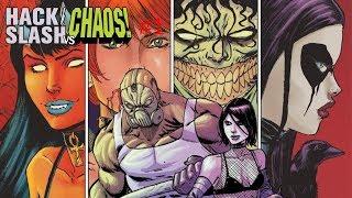 Hack/Slash Vs. Chaos #1