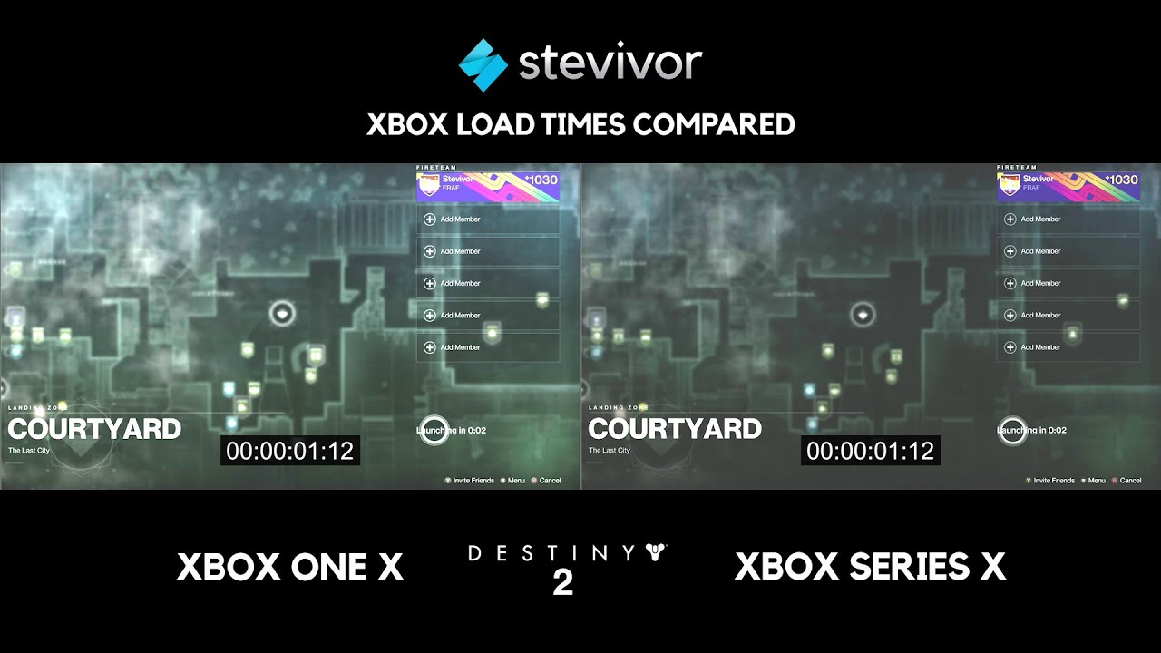 Xbox Series X vs Xbox One X: Destiny 2 loading times compared | Stevivor - Stevivor