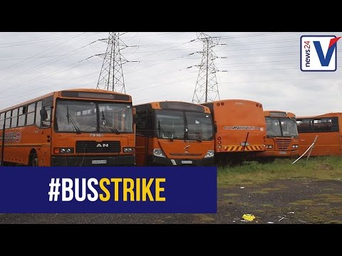 WATCH: Numsa strikers reject bus company Autopax negotiation offer