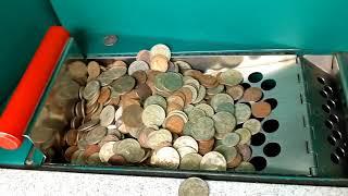 Coinstar - Metal Detecting Cash In