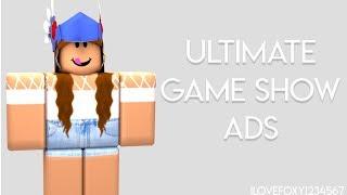 ?Ultimate Gameshows? Ad's | ROBLOX GFX