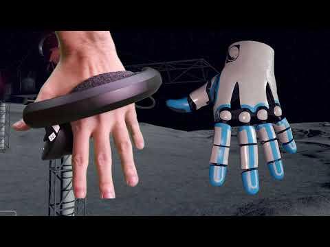 Valve Index controllers handling slow finger movements