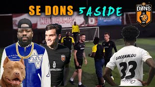 SHUT THE THUG UP !!! | SE DONS 5ASIDE