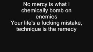 No Mercy    mmortal Technique With Lyrics