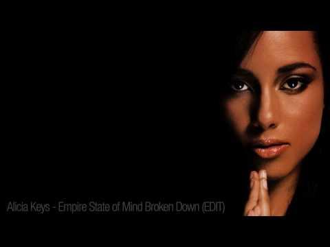 Alicia Keys - Empire State of Mind Part II (Broken Down) REMIX Mp3