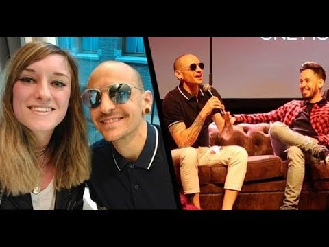 The Day I Met Chester Bennington
