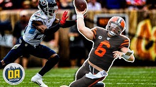 The Browns proved they're not ready for the hype I D.A. on CBS