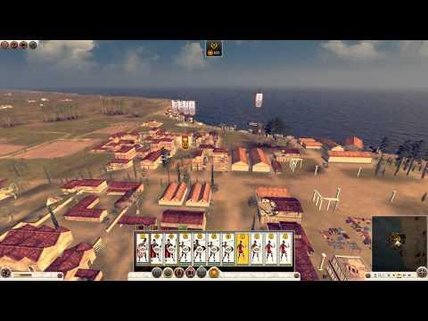 Rome 2 Total War: Carthaginian tricks never cease to amaze me.