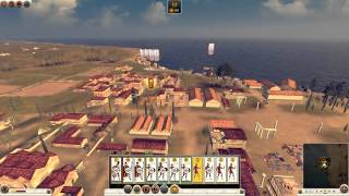 Rome 2 Total War: Carthaginian tricks never cease to amaze me.