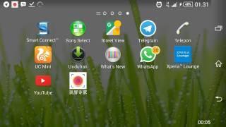 Sony zr bisa 4G cara merubah jaringan sony dari 3G ke 4G Cara mudah mengunakan code service pengatur.