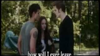 Bella-Edward-Jacob Love Triangle