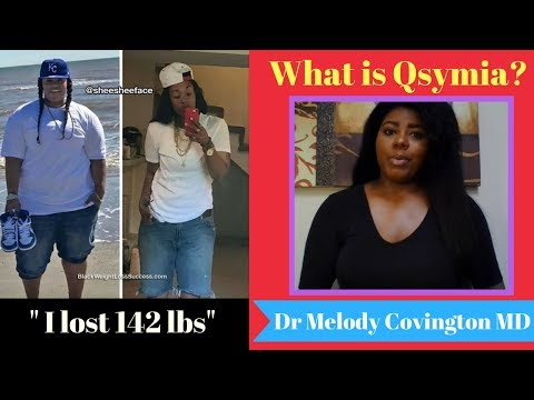 FDA Approved Weight Loss Medication Qsymia What is it?