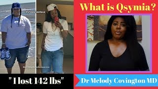 FDA Approved Weight Loss Medication Qsymia - What is it?