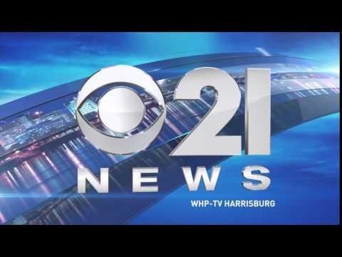 CBS21 New Anchor - Einstein