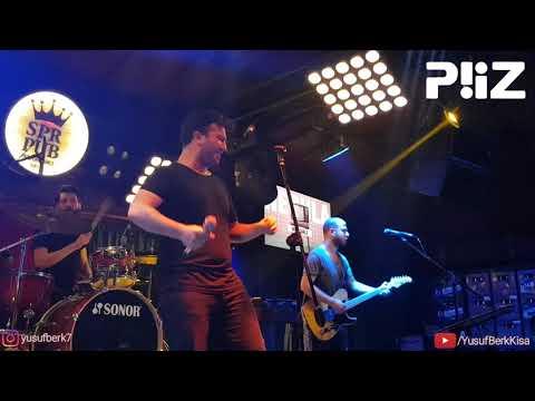 Piiz - Her Gece   Live @SPR Pub Eskişehir 23.10.18